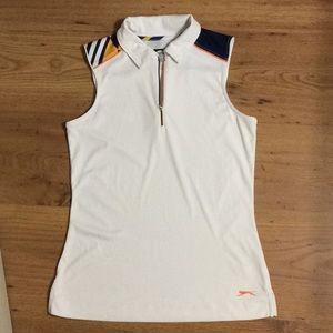 Women's Slazenger Golf Shirt , XS
